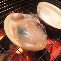 料理メニュー写真焼きハマグリ