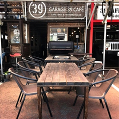 GARAGE 39CAFEの写真