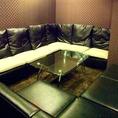 最大10名様までVIP個室 フロアと離れた空間でゆったりくつろげる人気のお部屋です。
