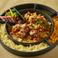 料理メニュー写真チーズタッカルビ(骨付きチキン)