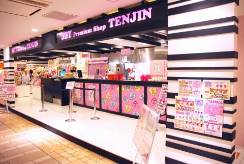 """""""SBY Premium Shop TENJIN"""""""