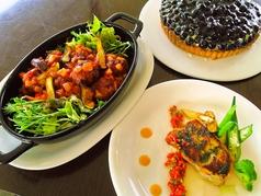 レストラン タンドル ターブルの写真