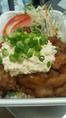 【お持ち帰りOK】キッチンQ自慢のお弁当★チキン南蛮弁当600円