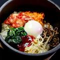 料理メニュー写真<おすすめ>石焼ビビンバ