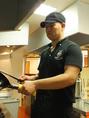 活気溢れる厨房では人気の炒飯や餃子を丹精込めてお作りしています!