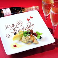 誕生日や記念日など、特別な日に・・・