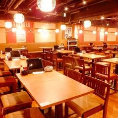 てけてけ 渋谷宮益坂店の雰囲気1