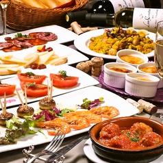 スペインクラブ銀座 SPAINCLUB GINZAのおすすめ料理1