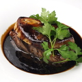 料理メニュー写真gyuu牛フィレ肉とフォアグラのソテー