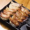 料理メニュー写真焼き餃子 (ひと口餃子)