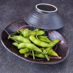ふっくら茶豆