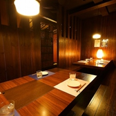 独立したVIP個室。