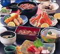 料理メニュー写真まぶし会席・徳川