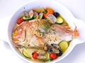 料理メニュー写真天草産 鯛のアクアパッツァ