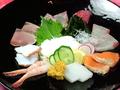 料理メニュー写真海鮮温玉丼