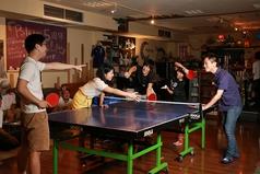 卓球バーラウンジ パレット Palette 本町店の写真
