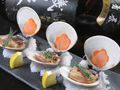 料理メニュー写真ハマグリ焼き(1個)