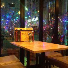 【1F】テーブル席