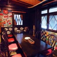 ◆雰囲気抜群♪12名様迄のテラス個室でプライベート宴会