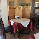 【2名様用テーブル席】♪ウインズガーデン基本的な席はテーブル席となっています!【デート】などにも活用ください♪