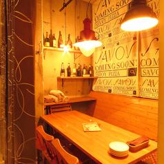 SAVOY ピザ 広島店の雰囲気1
