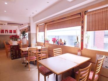 ジェイル 韓国料理の雰囲気1