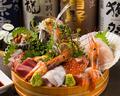 料理メニュー写真おまかせ海鮮盛り(8点盛り/5点盛り/3点盛り)