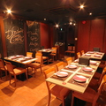 シュラスコレストラン ALEGRIA GINZA アレグリア 銀座の雰囲気1