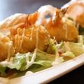料理メニュー写真蕎麦屋のエビマヨ