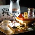 日本酒にピッタリなおつまみを多数ご用意!