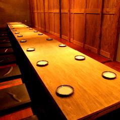 串焼とワインの店 奏宴 大橋店の雰囲気1