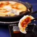 料理メニュー写真博多ひとくち鉄板餃子