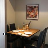 .2~8名様までご利用できる個室席です。落ち着きのあるプライベート空間で大切な時間をお過ごしください。