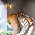 お店は思案橋電停から徒歩約1分のこちらの階段をおりた地下です☆