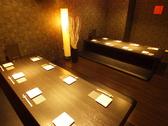 KUSHIYAKI DINING 縁門 えにしもんの雰囲気3