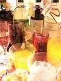 【種類豊富な飲み放題】当店は200種類以上のお酒が飲み放題に含まれてますので幹事様も安心してご利用頂けます。