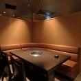 2~6名様専用の完全個室です!