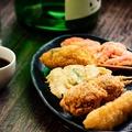 料理メニュー写真野菜串