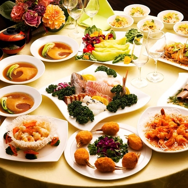 中華園のおすすめ料理1