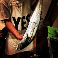 新鮮な鮮魚で作るフレンチ×イタリアン