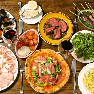 メリプリンチペッサ 豊洲店のおすすめ料理1