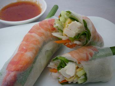タイ国専門食堂のおすすめ料理1