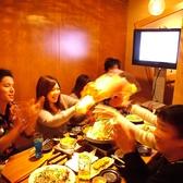 海鮮釜居酒 花火 HANABI 松山の雰囲気3