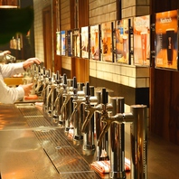 名古屋で一番新鮮なクラフトビールが飲める店★