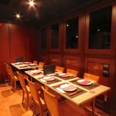 シュラスコレストラン ALEGRIA GINZAの雰囲気3
