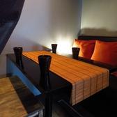 渋谷の喧騒を忘れさせる、いつもとは違うおしゃれな空間。料理長自慢の料理をとともにご堪能ください!個室席ももちろん完備しています◎