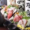 料理メニュー写真本日の鮮魚盛り合わせ