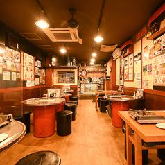 サムギョプサル居酒屋 まんてん食堂の雰囲気1