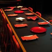 女性の身長を考慮したハイテーブルで、お洒落で美味しいお食事を召し上がっていただけます。