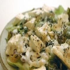 野菜と豆腐のサラダ (レギュラー)